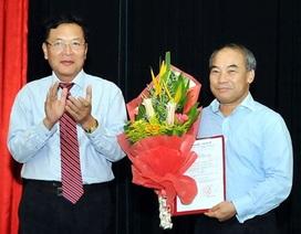 Bổ nhiệm lại Thứ trưởng Bộ GD-ĐT Nguyễn Vinh Hiển