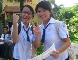 Cười hết cỡ sau buổi thi cuối