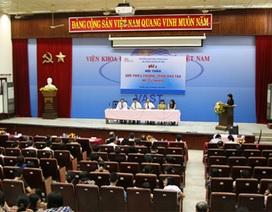 Hội thảo Thông tin tuyển sinh trường ĐH công lập Việt Pháp