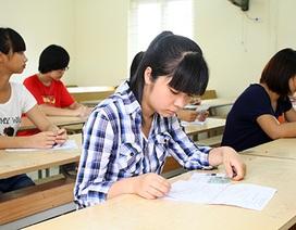 Hôm nay, hơn 200 ngàn thí sinh thi Cao đẳng
