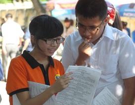 Bộ GD-ĐT công bố điểm sàn, hơn 600 ngàn thí sinh trượt ĐH, CĐ