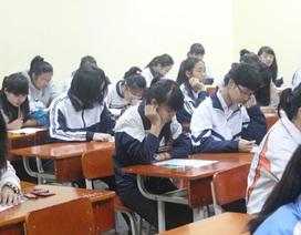Gần 5.000 thí sinh dự vòng 1 cuộc thi Olympic tiếng Anh THPT toàn TP Hà Nội