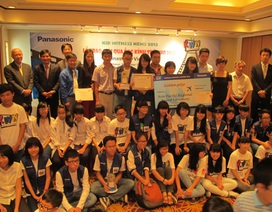 Học sinh Trường THCS Lô-mô-nô-xốp giành giải Vàng chương trình Qua ống kính trẻ thơ