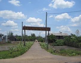 Thăm làng hiếu học Rbai