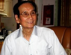 Vĩnh biệt GS Phan Trọng Luận