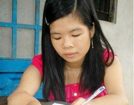 Cô học trò có đôi bàn tay khuyết