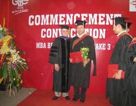 MBA Benedictine ngày càng hấp dẫn học viên Việt Nam