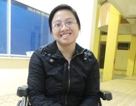SV xuất sắc Học viện Tài chính là cô gái bại liệt