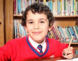 Cậu bé 4 tuổi có chỉ số IQ bằng thiên tài Einstein