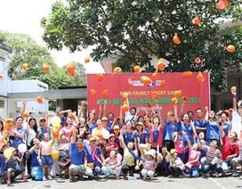 Maastricht MBA Vietnam - Ngày Hội thao gia đình 2014
