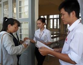Sẽ có 3-4 mức điểm xét tuyển ĐH, CĐ 2014