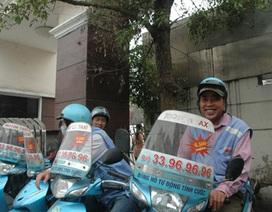 Lên thủ đô chạy xe ôm nuôi con học Đại học
