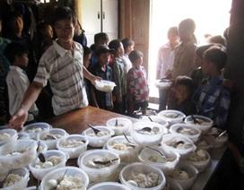 Lập trang trại trong trường để cải thiện bữa ăn học sinh