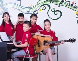 Trường Phổ thông Liên cấp Vinschool triển khai mô hình phát triển năng khiếu toàn diện