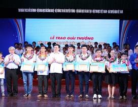 80 thí sinh đoạt giải thưởng Hội thi Tin học trẻ toàn quốc