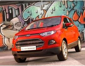 Ford EcoSport - Một mẫu xe nhỏ gọn, đa dụng