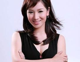 Á hậu Thu Hương chia sẻ về phong thái người thành đạt