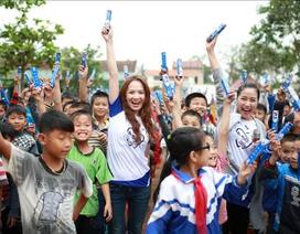 Những hoạt động ý nghĩa trong hành trình bảo vệ nụ cười Việt Nam