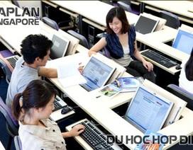 Hợp Điểm báo cáo Học bổng Thạc sĩ Singapore trị giá 49 triệu đồng