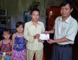 Hơn 10 triệu đồng đến với người cha bán thận cứu mẹ