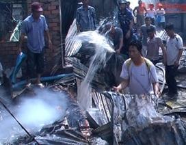 Hỏa hoạn thiêu rụi hoàn toàn 76 căn nhà