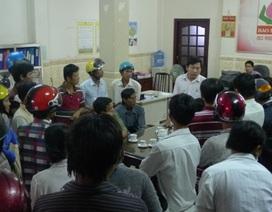 """Gần 100 nông dân kéo đến Công ty Bảo Minh """"xiết nợ"""""""