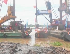Đầu tư hơn 3.000 tỷ xây cầu dây văng vượt sông Tiền