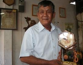 Nghệ nhân 65 tuổi miệt mài thổi hồn vào cây tre Việt Nam