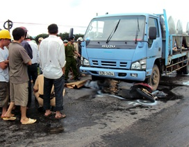 Tai nạn trên đường Hồ Chí Minh, 4 người chết và bị thương