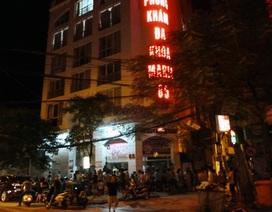 Hà Nội: Một phụ nữ tử vong tại phòng khám Maria