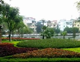 Hà Nội: Phát hiện thi thể phụ nữ nổi giữa hồ Văn