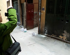 Lộ diện kẻ đổ xăng, phóng hỏa 2 ngôi nhà tại Hà Nội