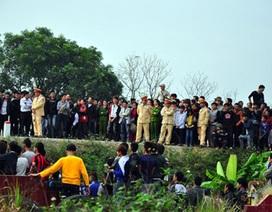 Hà Nội: Nghi án giết người, đốt xác rồi vứt ra bờ đê