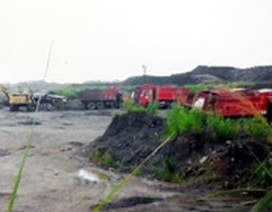 """Điều tra làm rõ vụ phát hiện 500 tấn than """"vô chủ"""""""