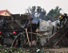 Hà Nội: Cháy lớn tại khu đô thị mới An Hưng, một trẻ mất tích