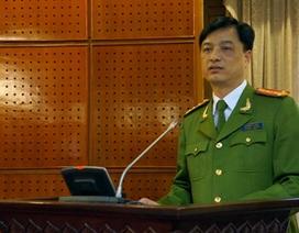 Công an Hà Nội bổ nhiệm tân Thủ trưởng Cơ quan Cảnh sát điều tra