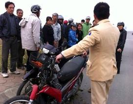 Hà Nội: Phát hiện nam thanh niên chết dưới khe mương