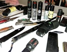 Hà Nội: Triệt phá 300 ổ nhóm tội phạm hình sự trong dịp tết
