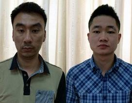 Bắt giữ nhóm người Trung Quốc dùng thẻ tín dụng giả trên taxi