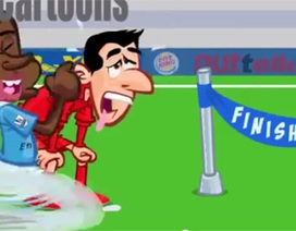 "Premier League mùa 2013/14 ""tóm"" gọn trong 30 giây"