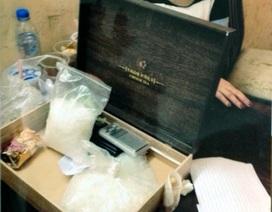 Đánh sập đường dây buôn bán ma túy từ Trung Quốc về Việt Nam