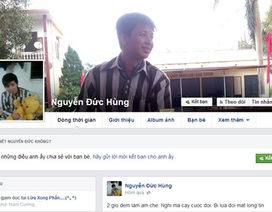 """Phạm nhân vô tư """"lướt"""" facebook trong… tù?"""