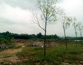Bán đất trên… giấy, thành phố Việt Trì đứng giữa hai làn khiếu kiện