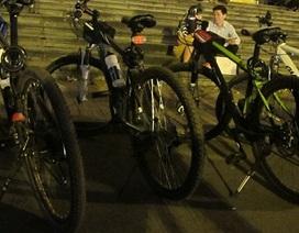 """Thú chơi """"siêu xe đạp"""" có giá ngang ngửa xe hơi của giới nhà giàu Hà Nội"""