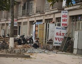 Xót cảnh nhà tiền tỷ ở Hà Nội biến thành nơi buôn sắt vụn