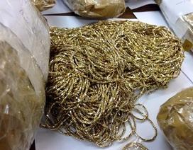 Hà Nội: Bắt vụ vận chuyển hơn 30kg vàng trị giá 21 tỷ đồng