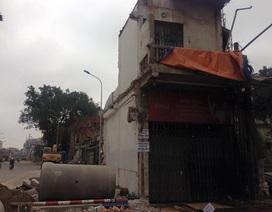 """Vì đâu dự án """"khủng"""" đường Trần Phú - Kim Mã kẹt mặt bằng?"""