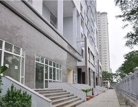 Cận cảnh chung cư giá thuê 200.000 đồng/tháng dành cho sinh viên