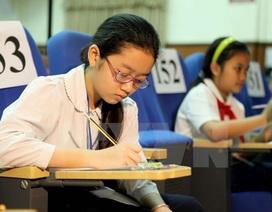 Bài thi IQ, EQ cho học sinh: Gấp quá hóa hỏng?