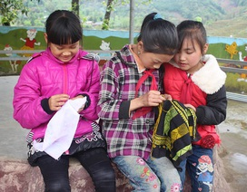 Học sinh tiểu học trở thành hướng dẫn viên du lịch